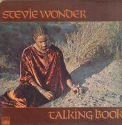 LP - Stevie Wonder - Talking Book - Gatefold