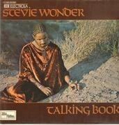 LP - Stevie Wonder - Talking Book - GERMAN ORIGINAL, Gatefold