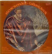 Picture LP - Stevie Wonder - Talking Book - PICTURE DISC