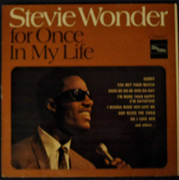 LP - Stevie Wonder - For Once In My Life