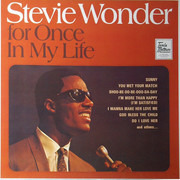 CD - Stevie Wonder - For Once In My Life