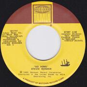 7inch Vinyl Single - Stevie Wonder - Go Home