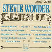 CD - Stevie Wonder - Greatest Hits