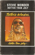 MC - Stevie Wonder - Hotter Than July