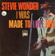 LP - Stevie Wonder - I Was Made To Love Her