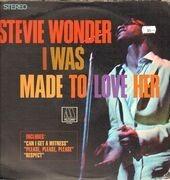 LP - Stevie Wonder - I Was Made To Love Her