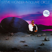 LP - Stevie Wonder - In Square Circle - gatefold