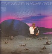 LP - Stevie Wonder - In Square Circle - + Booklet
