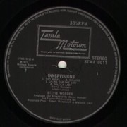 LP - Stevie Wonder - Innervisions - Gatefold