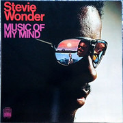 LP - Stevie Wonder - Music Of My Mind - COLORED VINYL, Still Sealed