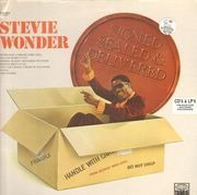 LP - Stevie Wonder - Signed Sealed & Delivered - still sealed