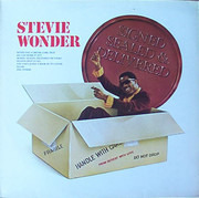 LP - Stevie Wonder - Signed Sealed & Delivered
