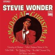 LP - Stevie Wonder - Someday At Christmas - .. CHRISTMAS