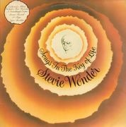 LP - Stevie Wonder - Songs In The Key Of Life