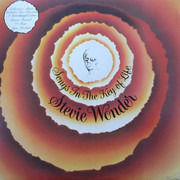 Double LP - Stevie Wonder - Songs In The Key Of Life - +booklet