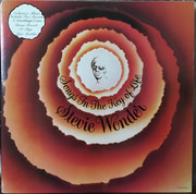 Double LP - Stevie Wonder - Songs In The Key Of Life - Gatefold
