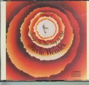 Double CD - Stevie Wonder - Songs In The Key Of Life