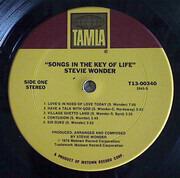 Double LP - Stevie Wonder - Songs In The Key Of Life - +Booklet +7'