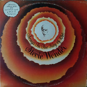 Double LP - Stevie Wonder - Songs In The Key Of Life - LPs only