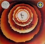 Double LP - Stevie Wonder - Songs In The Key Of Life - + 7'