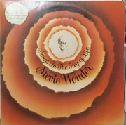 Double LP - Stevie Wonder - Songs In The Key Of Life - Indian Pressing