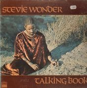 LP - Stevie Wonder - Talking Book - Braille Cover