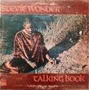 LP - Stevie Wonder - Talking Book - Braille, Hollywood Press