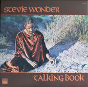 LP - Stevie Wonder - Talking Book - still sealed, gatefold, ltd. 180g edition