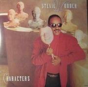 LP - Stevie Wonder - CHARACTERS - GATEFOLD//FEAT. MICHAEL JACKSON
