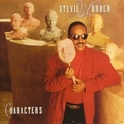 LP - Stevie Wonder - Characters - Gatefold