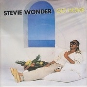 7'' - Stevie Wonder - Go Home