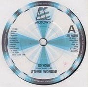 7'' - Stevie Wonder - Go Home