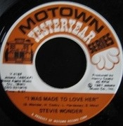 7'' - Stevie Wonder - I Was Made To Love Her