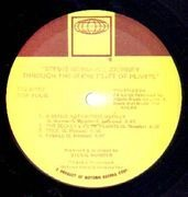 Double LP - Stevie Wonder - Journey Through The Secret Life Of Plants - Embossed Cover