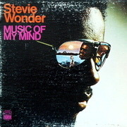 LP - Stevie Wonder - Music Of My Mind