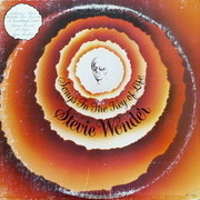 Double LP - Stevie Wonder - Songs In The Key Of Life - + Booklet