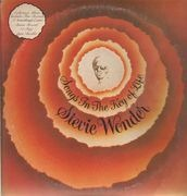 Double LP - Stevie Wonder - Songs In The Key Of Life - +24 page lyric booklet, no 7'