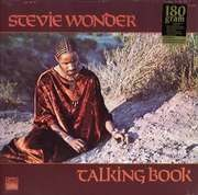 LP - STEVIE WONDER - TALKING BOOK - 180g