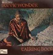 LP - Stevie Wonder - Talking Book - GERMAN ORIGINAL