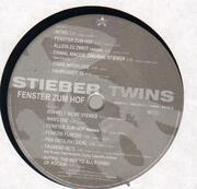 LP - Stieber Twins - Fenster zum Hof - Deutschrap
