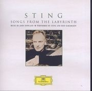 CD - Sting - Songs from the labyrinth