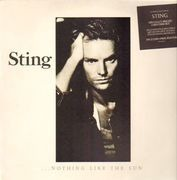 Double LP - Sting - ...Nothing Like The Sun