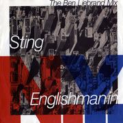 7'' - Sting - Englishman In N.Y. (The Ben Liebrand Mix)
