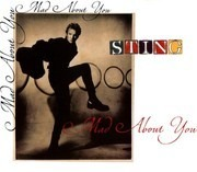 CD Single - Sting - Mad About You