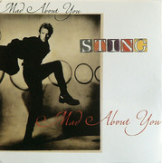 12'' - Sting - Mad About You