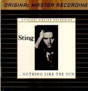 CD - Sting - Nothing Like the Sun - 24k Gold Ultradisc II / Lift-lock case