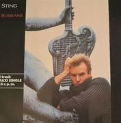 12'' - Sting - Russians