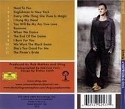 CD - Sting - Symphonicities
