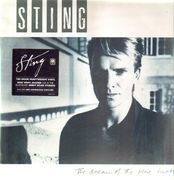 LP & MP3 - Sting - The Dream Of The Blue Turtles - 180GR. + MP3 Download