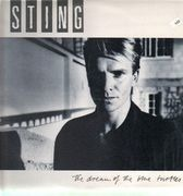 LP - Sting - The Dream Of The Blue Turtles - CRC, No Barcode